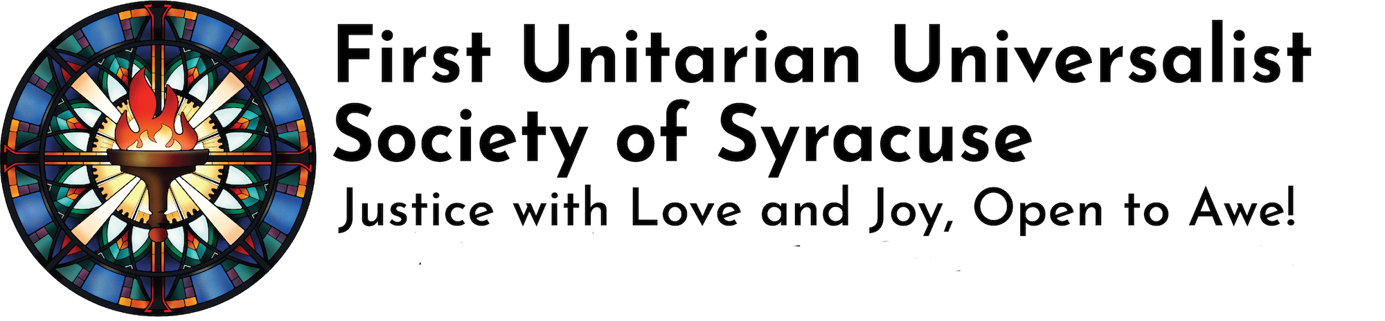 First Unitarian Universalist Society of Syracuse Logo